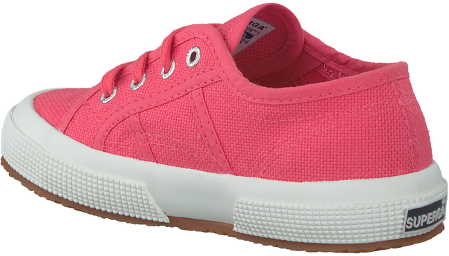 SUPERGA Chaussures à lacets JCOT CLASSIC en rose - large