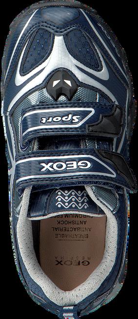 GEOX Baskets ECLIPSE en bleu - large