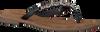LAZAMANI Tongs 75.341 en noir - small