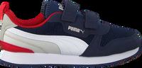 Blauwe PUMA lage sneaker R78 INF/PS - medium