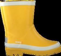 KOEL4KIDS Bottes en caoutchouc KO997 en jaune  - medium