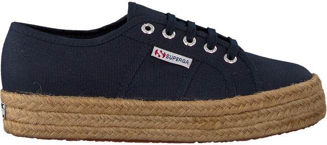 Blauwe SUPERGA Sneakers COTROPEW - large