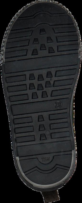 Groene RED-RAG Sneakers 13227 - larger