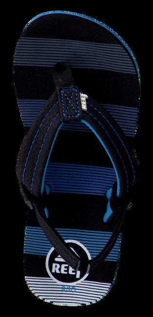 REEF Sandales R2345 MET BANDJE en bleu - large