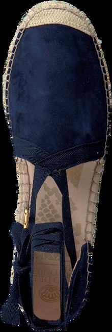 Blauwe FRED DE LA BRETONIERE Espadrilles 152010145  - large