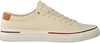 Beige TOMMY HILFIGER Lage sneakers CORPORATE  - small