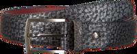 Grijze FLORIS VAN BOMMEL Riem 75188  - medium