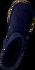 UGG Bottes fourrure CLASSIC SHORT en bleu - small