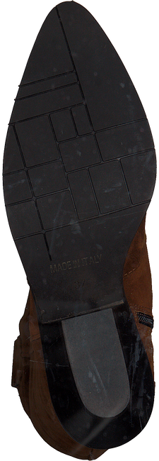 Cognac NOTRE-V Hoge laarzen AH69  - large