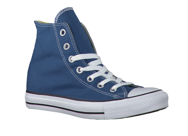 CONVERSE Baskets AS SEAS. HI KIDS en bleu - large