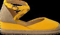 UNISA Espadrilles CAUDE en jaune  - medium