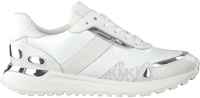 MICHAEL KORS Baskets basses MONROE TRAINER en blanc  - medium