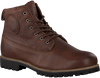 BLACKSTONE Bottines OM60 en marron - small