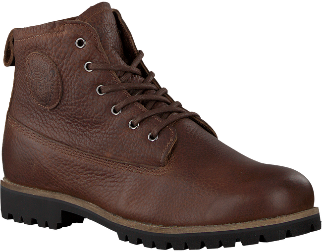 BLACKSTONE Bottines OM60 en marron - large