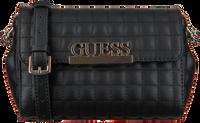 Zwarte GUESS Schoudertas MATRIX CNVRTBLE XBODY BELT BAG  - medium