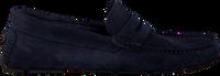 Blauwe MAZZELTOV. Loafers 32008  - medium