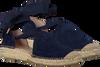 Blauwe FRED DE LA BRETONIERE Espadrilles 152010145  - small
