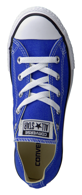 CONVERSE Baskets AS SEAS OX KIDS en bleu - large