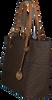 MICHAEL KORS Sac à main EW SIGNATURE TOTE en marron - small