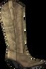 Gouden TORAL Lange laarzen 12028  - small
