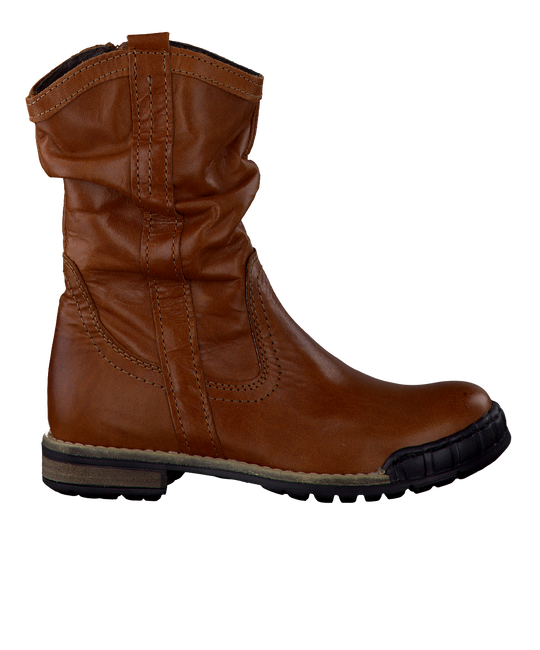 GATTINO Bottes hautes G1004 en marron - large