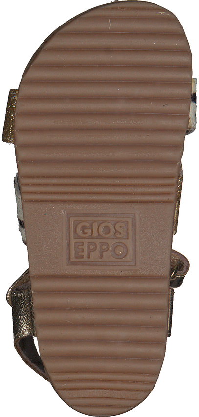 GIOSEPPO Sandales H48889 en or  - larger