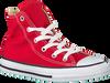 CONVERSE Baskets CTAS HI KIDS en rouge - small