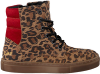 Cognac KANJERS Sneakers 156  - medium