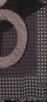 LIU JO Foulard LOGO FOULARD en noir  - medium