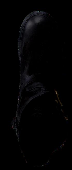 MJUS Bottes hautes NERO/PELTRO en noir - large
