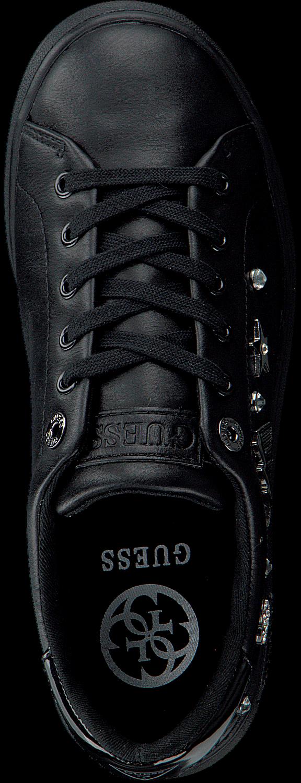 Zwarte GUESS Sneakers FLCIT4 ELE12 Omoda.be