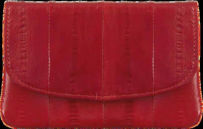 BECKSONDERGAARD Porte-monnaie HANDY RAINBOW AW19 en rouge  - large