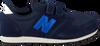 Blauwe NEW BALANCE Sneakers YC420 M  - small