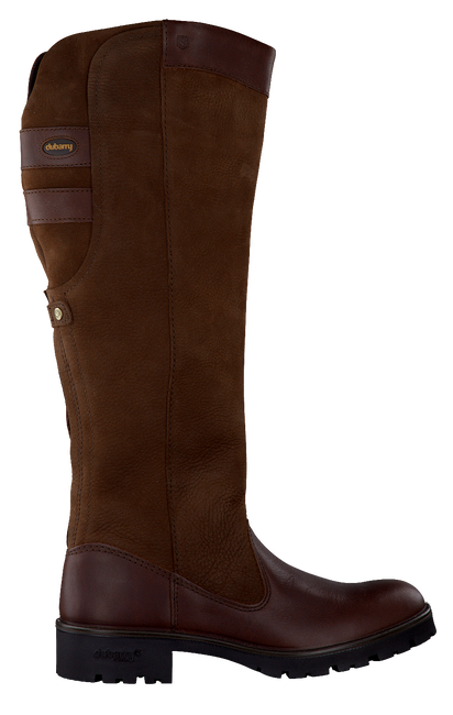 Bruine DUBARRY Lange laarzen CLARE  - large