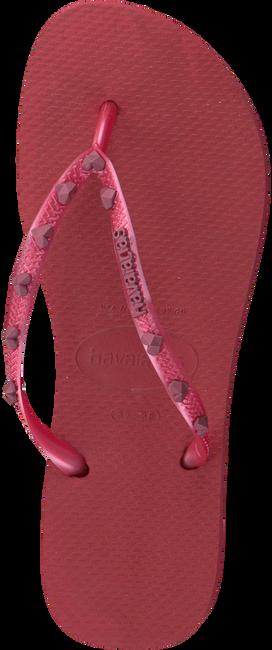 Rode HAVAIANAS Slippers SLIM HARDWARE  - large
