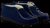 ROHDE ERICH Chaussons 2176 en bleu - small
