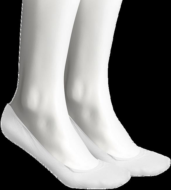 TOMMY HILFIGER Chaussettes WOMEN REGULAR STEP en blanc - large