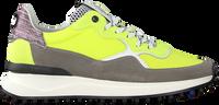 Gele FLORIS VAN BOMMEL Lage sneakers 16303  - medium