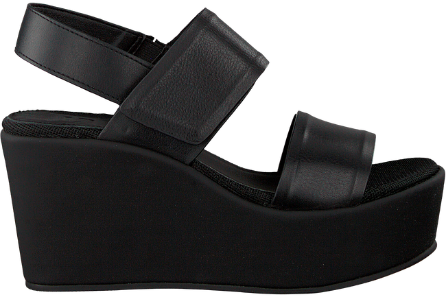 G-STAR RAW Sandales CORE STRAP FLAT DAMES en noir - large