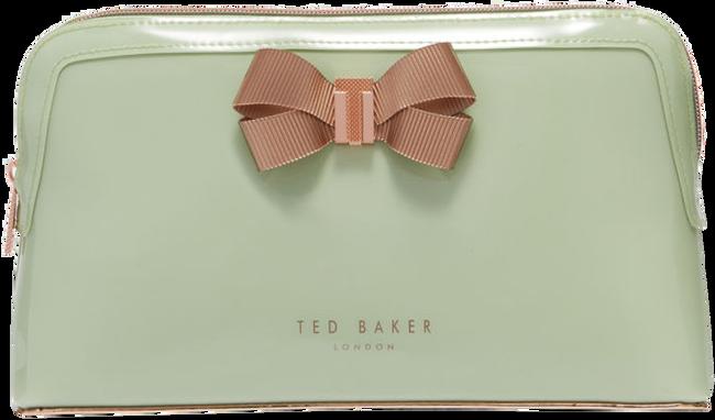TED BAKER Trousse de toilette LIBBERT en vert - large