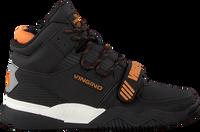 Zwarte VINGINO Hoge sneaker RAOUL MID VELCRO  - medium
