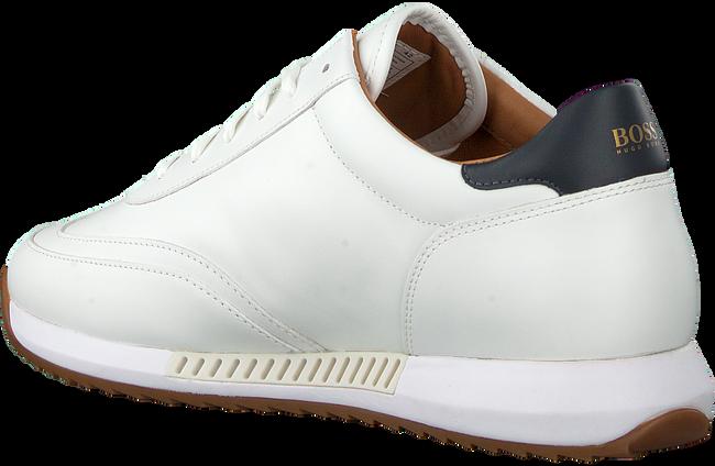 Witte HUGO Lage sneakers SONIC RUNN  - large