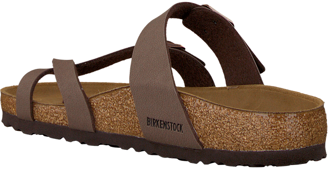 BIRKENSTOCK PAPILLIO Tongs MAYARI en marron - large