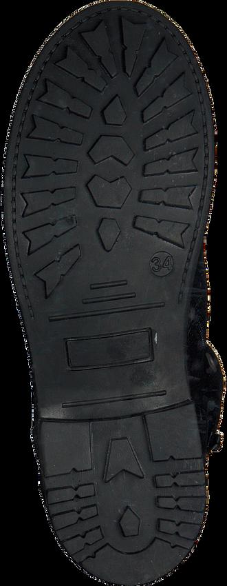 BULLBOXER Bottines à lacets AHT503E6C en noir - larger