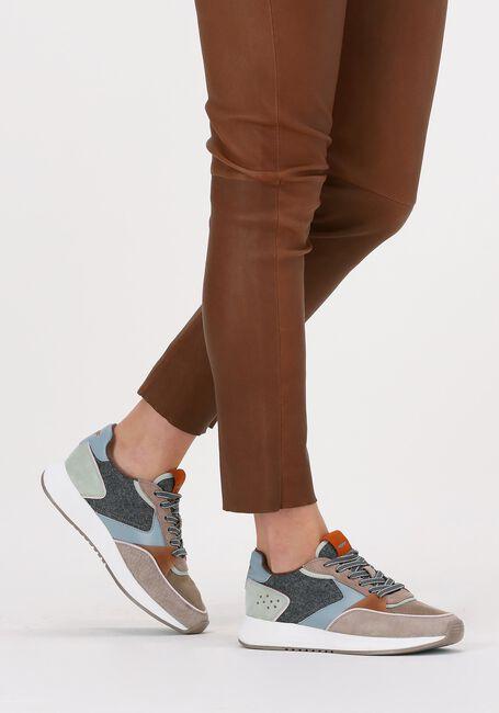 Grijze THE HOFF BRAND Lage sneakers BUCKINGHAM  - large