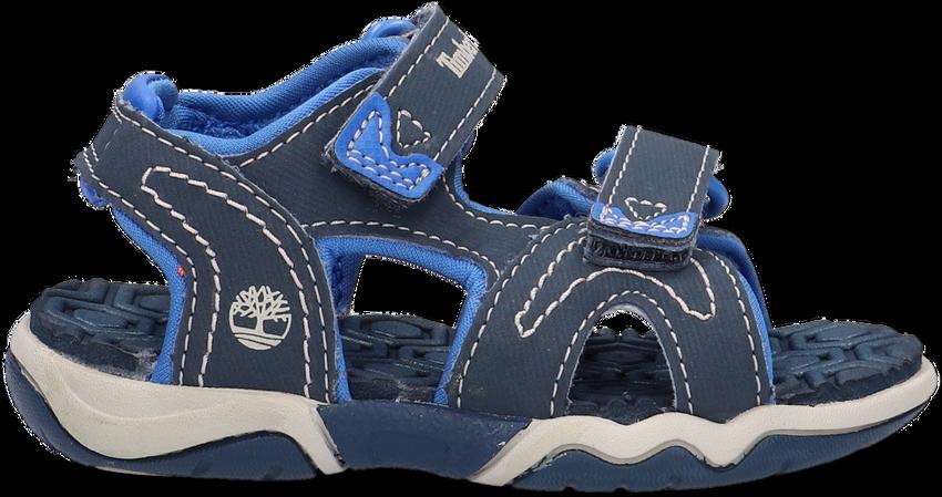 Blauwe TIMBERLAND Sandalen ADVENTURE SEEKER 2 STRAP KIDS  - larger