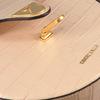 COCCINELLE Sac bandoulière BEAT CROCO 1501 en beige  - small