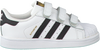 Witte ADIDAS Sneakers SUPERSTAR CF I  - small