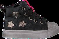 Zwarte SHOESME Hoge sneaker SH20W020  - medium