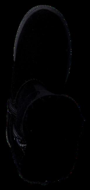 Zwarte GATTINO Vachtlaarzen 3037  - large